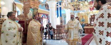 Η Πανήγυρις της Ανακομιδής των Ιερών Λειψάνων του Αγίου Αθανασίου στη Σύμη
