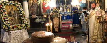 Εορτή Αγίου Ιωάννου του Καλοκτένους Πολιούχου Θήβας
