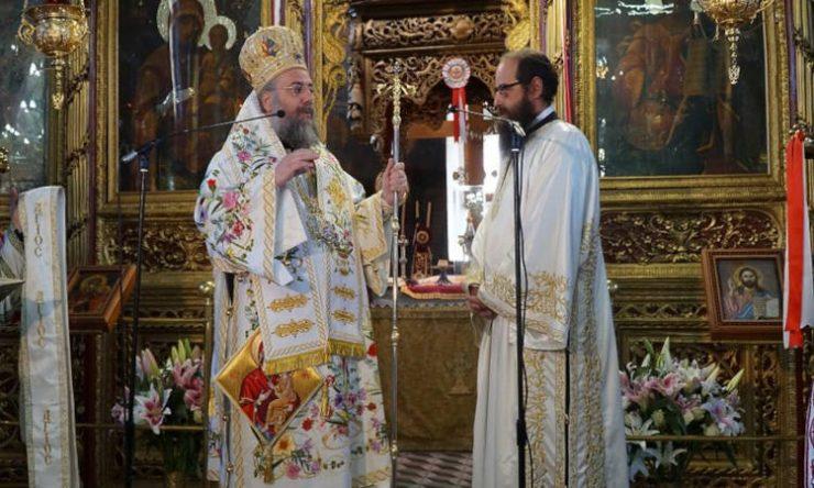 Εορτή Συνάξεως Ιεράς και θαυματουργού Εικόνος Παναγίας Επίσκεψης στα Τρίκαλα