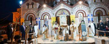 Τελετή Αναστάσεως και Αναστάσιμη θεία Λειτουργία στη Βέροια (ΦΩΤΟ)