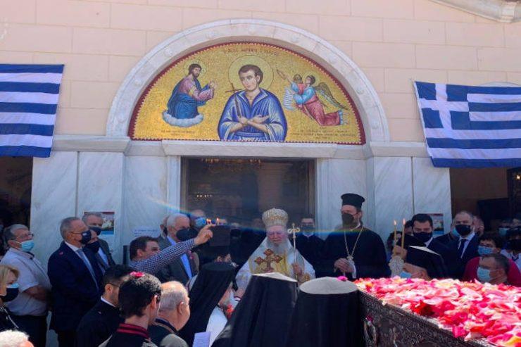 Η Εορτή του Οσίου Ιωάννου του Ρώσου στην Εύβοια (ΦΩΤΟ)