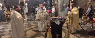 Εψάλησαν για πρώτη φορά οι Χαιρετισμοί του Οσίου Ιωάννου του Ρώσου στη Χαλκίδα