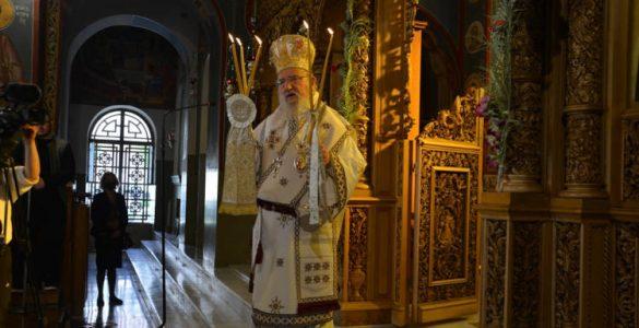 Αιτωλίας Κοσμάς: Αλίμονο στον χριστιανό που δεν εμπνέεται από την Ανάσταση του Χριστού