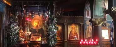 Η εορτή της Οσίας Ματρώνης στη Νέα Ιωνία