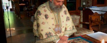 Η εορτή της μετακομιδής του ιερού λειψάνου του Αγίου Νικολάου στη Μητρόπολη Θεσσαλιώτιδος
