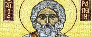 Πανήγυρις Αγίου Θεράποντος Κατερίνης Εορτή Αγίου Θεράποντος Επισκόπου Κύπρου