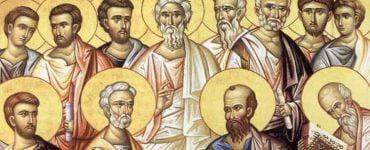 Αγρυπνία Αγίων Δώδεκα Αποστόλων στη Νέα Ιωνία Βόλου Υπαίθρια Αγρυπνία Αγίων Αποστόλων στο Αγγελοχώρι Θεσσαλονίκης