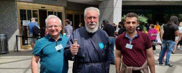 Επέστρεψε στα καθήκοντά του ο Αρχιεπίσκοπος Κύπρου