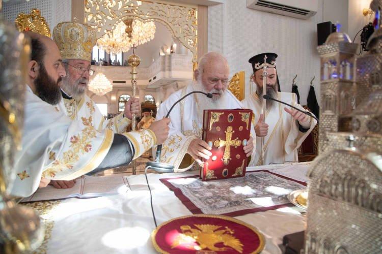 Τα εγκαίνια του νέου Καθεδρικού Ναού στη Λευκωσία (ΦΩΤΟ)
