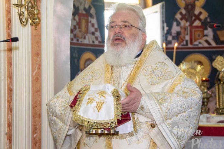 Διδυμοτείχου Δαμασκηνός: Ο Χριστός είναι παρών