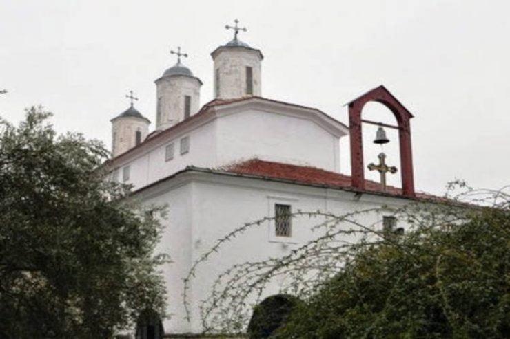 Πανήγυρις Ιεράς Μονής Αγίας Τριάδος Εδέσσης