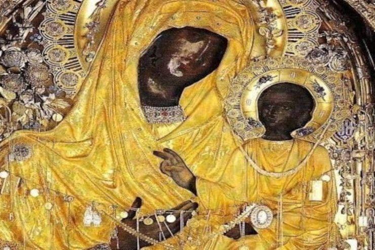 Υποδοχή Ιεράς Εικόνος Παναγίας Γοργοεπηκόου στη Μητρόπολη Εδέσσης