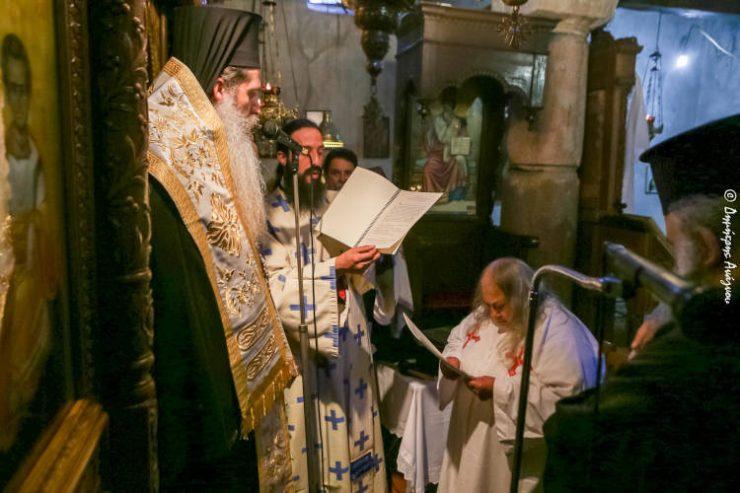 Μεγαλοσχημία Μοναχής στην Ιερά Μονή Αγίας Τριάδος Μελιταίας Δομοκού