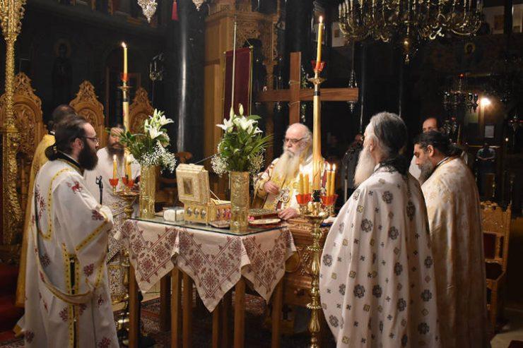 Εορτή της συνάξεως των Καστοριανών νεομαρτύρων στην Καστοριά