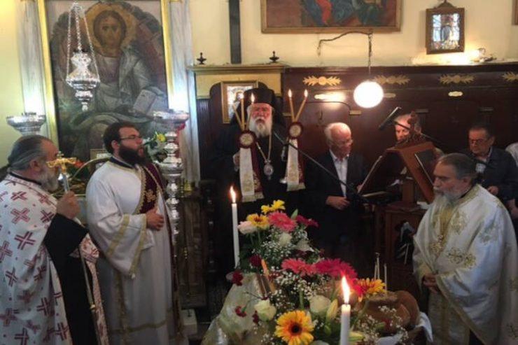 Κερκύρας Νεκτάριος: Να μείνουμε στον πνευματικό μας πλούτο