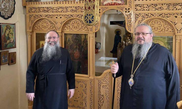 Ο Έξαρχος του Παναγίου Τάφου στη Λάρισα και στον Τύρναβο