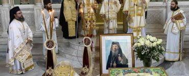 Το Τριετές μνημόσυνο του Μακαριστού Μητροπολίτου Λαρίσης και Τυρνάβου κυρού Ιγνατίου