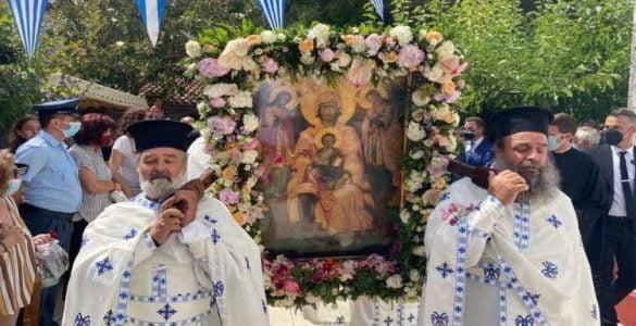 Εόρτασε η Ιερά Μονή Φανερωμένης Λευκάδας