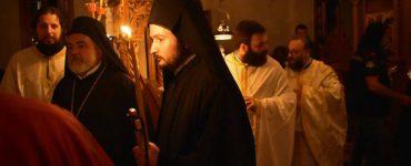Μοναχική Κουρά στην Ιερά Μονή Οσίου Μαξίμου του Καυσοκαλύβη (ΦΩΤΟ)