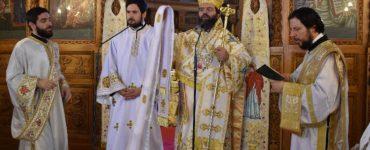 Χειροτονία νέου Διακόνου στον Καθεδρικό Ναό Κομοτηνής
