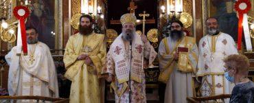 Πατρών Χρυσόστομος: Ο κόσμος υποφέρει γιατί δεν είναι δεκτικός του Παναγίου Πνεύματος…