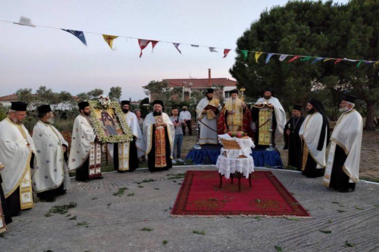 Η Εορτή του Αγίου ενδόξου Νεομάρτυρος Γεωργίου του εκ Χώρας Σάμου