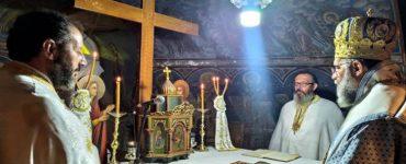 Η Ιερά Παννυχίδα επί τη Αποδόσει του Πάσχα στη Σύμη