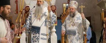 Αγρυπνία προς τιμήν του Πολιούχου Αγίου Βησσαρίωνος στα Τρίκαλα