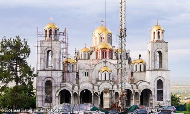 Ολοκληρώθηκαν οι λατρευτικές εκδηλώσεις της οσιακής κοιμήσεως του Αγίου Λουκά του Ιατρού στην Ιερά Μονή Παναγίας Δοβρά Βεροίας (ΦΩΤΟ)