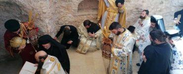 Η Εορτή της Δευτέρας του Αγίου Πνεύματος στην Αγία Σιών
