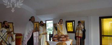 Εορτή Αγίας Φεβρωνίας στη Μητρόπολη Νεαπόλεως