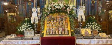 Η Σύναξη της Θαυματουργού Εικόνος Παναγίας Διασωζούσης στη Νέα Ιωνία