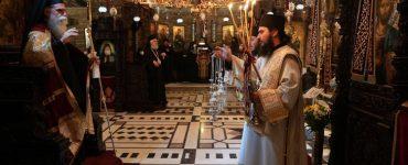 Η εορτή του Αγίου Αυγουστίνου Επισκόπου Ιππώνος στο Τρίκορφο Φωκίδος