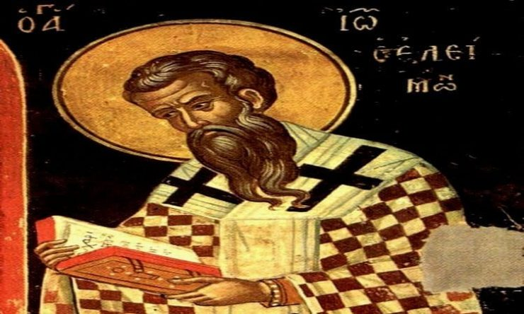 Υποδοχή Λειψάνου Αγίου Ιωάννου του Ελεήμονος στο Καρπενήσι