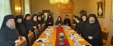 Ολοκληρώθηκαν οι εργασίες της Αγίας και Ιεράς Συνόδου του Οικουμενικού Πατριαρχείου