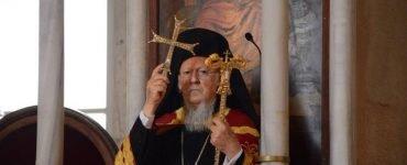 Οικουμενικός Πατριάρχης: Το Φανάρι δεν θα παύσει να εκπέμπει φως και να διακηρύττει την Αλήθεια
