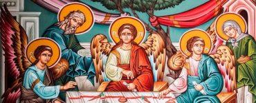 Πανήγυρις Αγίας Τριάδος Πετρουπόλεως