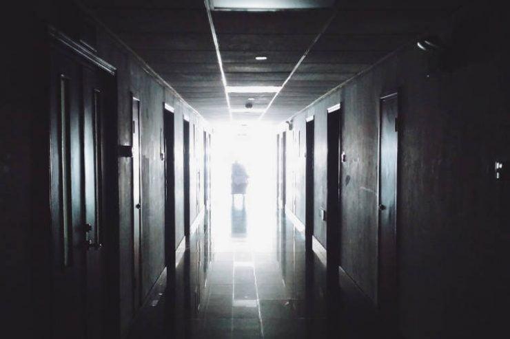 Προσευχή ασθενούς ευρισκομένου σε κέντρο αποκαταστάσεως και αποθεραπείας