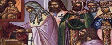 Κατάθεση της Τιμίας Εσθήτος της Θεοτόκου