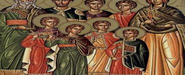 Εορτή Αγίων Επτά Μακκαβαίων Παίδων, της μητρός αυτών Σολομονής