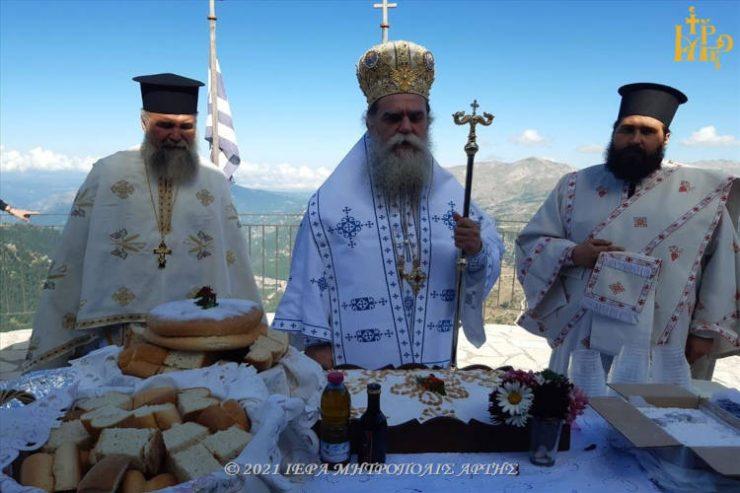 Η Εορτή του Προφήτη Ηλία στα 1800 μέτρα υψόμετρο
