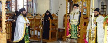 Εορτή Οσίου Νικοδήμου του Αγιορείτου στην Ιερά Μονή Παμμεγίστων Ταξιαρχών Πηλίου