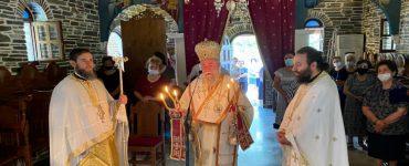 Εορτή Αγίας Μαρίας της Μαγδαληνής στα Δωμάτια Παγγαίου