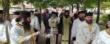 Τα Γρεβενά υποδέχτηκαν την Τίμια Κάρα του οσίου Νικάνορος