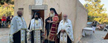 Η Εορτή του Αγίου Σίλα στη Μητρόπολη Ιεραπύτνης