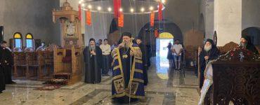 Πανηγυρίζει η Ιερά Μονή Αγίου Νικοδήμου Πυργετού