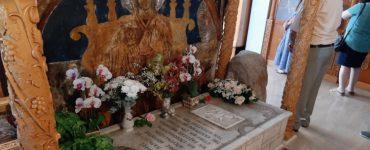 Λαμπρά εόρτασε η Ιερά Μονή Αγίας Παρασκευής Πούντας
