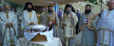 Η Εορτή του Οσίου Ιωακείμ Νοτενών στη Μητρόπολη Πατρών