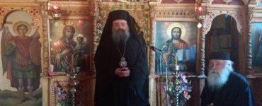 Εκοιμήθη ο Ηγούμενος της Ιεράς Μονής Νοτενών