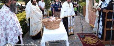 Η Σύναξη του Αρχαγγέλου Γαβριήλ στη Μητρόπολη Πέτρας